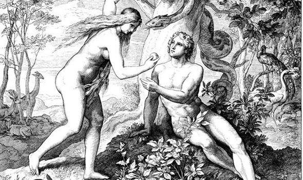 Eve lilith adam POEM: 'Eve